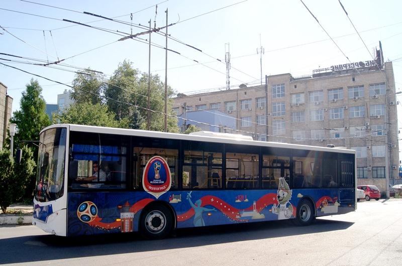 «Метроэлектротранс» получил первую партию новых автобусов «Волгабас»