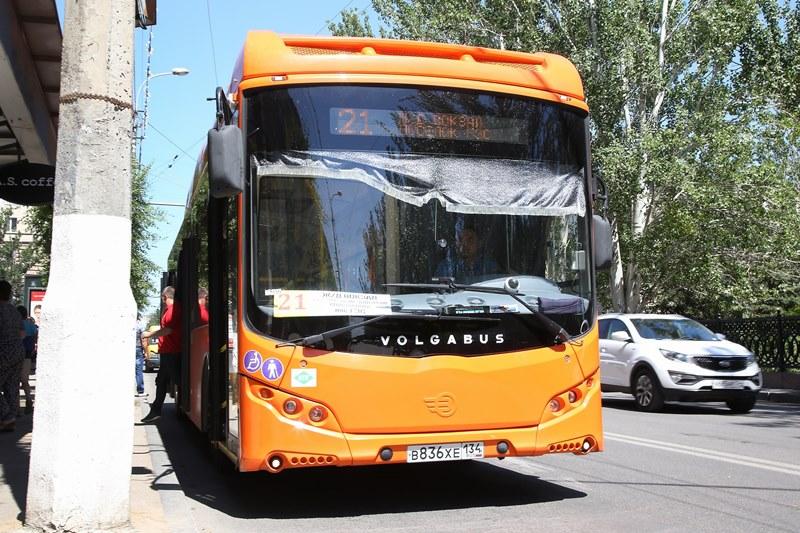 Схемы движения 3 автобусных маршрутов временно изменяются в Краснооктябрьском районе Волгограда