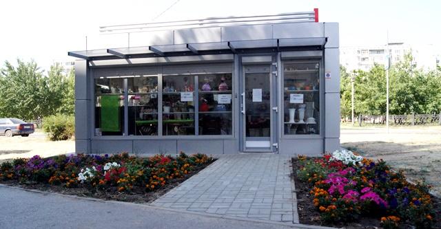 300 торговых павильонов нового образца появятся в Дзержинском районе Волгограда