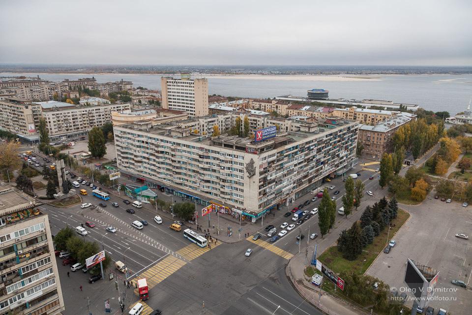 Сразу несколько территорий устойчивого и комплексного развития появятся на карте Волгограда