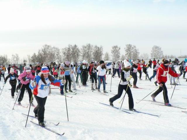 В Волгограде состоится открытое первенство по лыжным гонкам