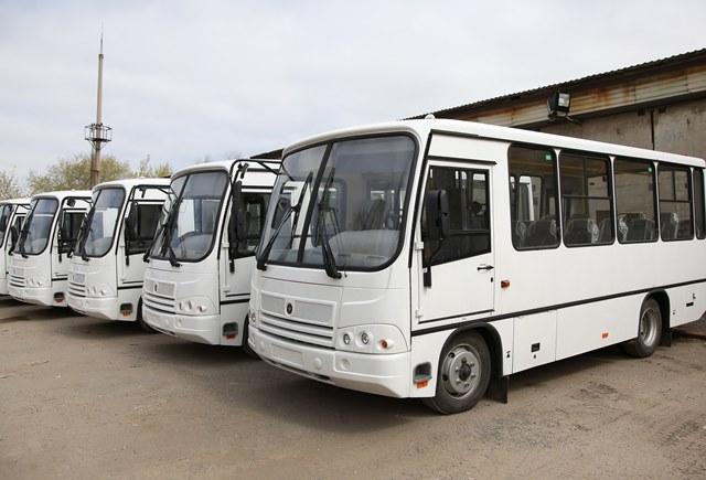 Новые автобусы вспомогательных маршрутов начали доставлять на работу сотрудников Волгоградского алюминиевого завода