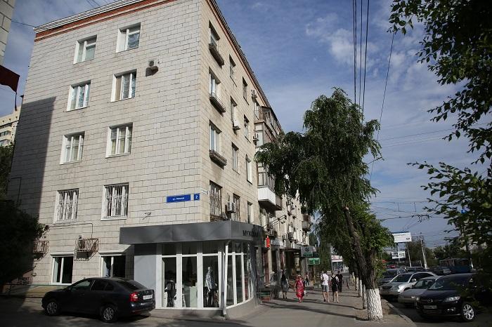 Дом по ул. Невской, 2 в Волгограде будет капитально отремонтирован