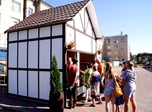 Три новых благоустроенных ярмарки откроются в Советском районе Волгограда