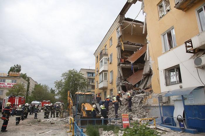 Подписано постановление о введении на территории Волгоградской области  режима чрезвычайной ситуации