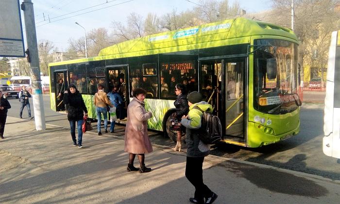 С 1 мая у волгоградцев появилась возможность пользоваться единым проездным билетом