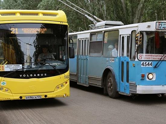 В Волгограде впервые внедряется единый проездной на все виды транспорта